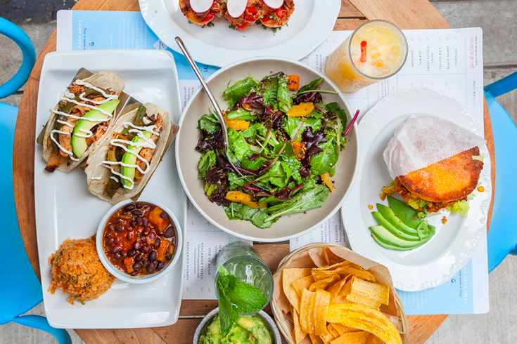 Three Philly Spots Named Among 50 Best Vegetarian