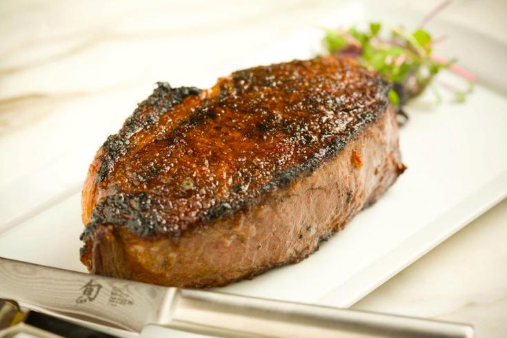 Barclay Prime steak