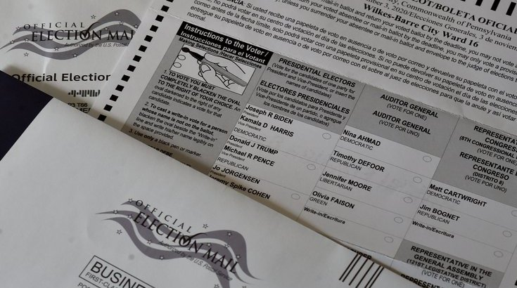 Bartman Trump Vote