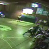 Charity Basketball game fight