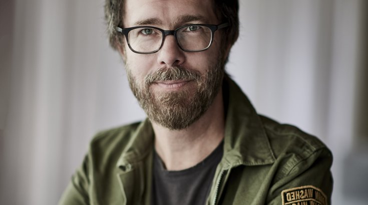 Ben Folds headshot