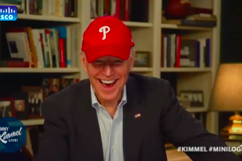 Biden Rollins Phillies