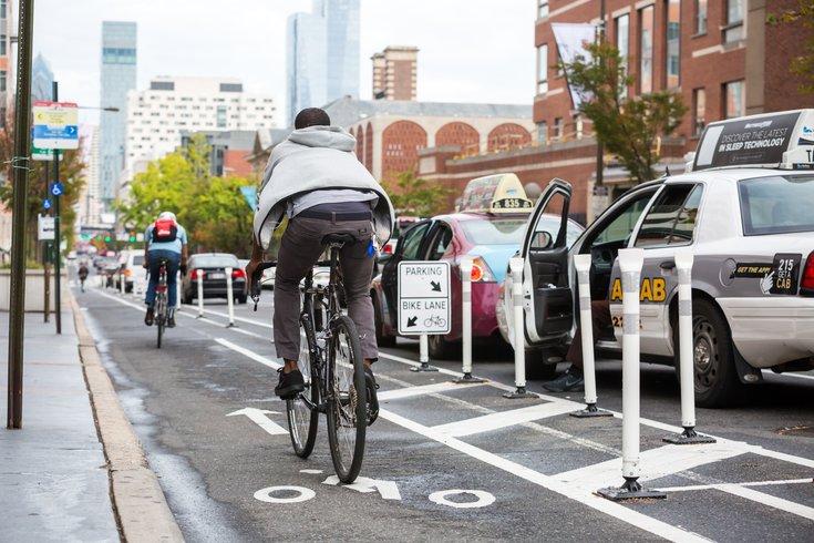 Bike Lane 22nd Street