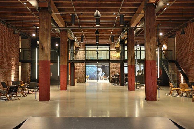 Limited - Billy Penn Studios Lobby