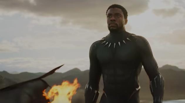 """""""Black Panther"""" trailer"""