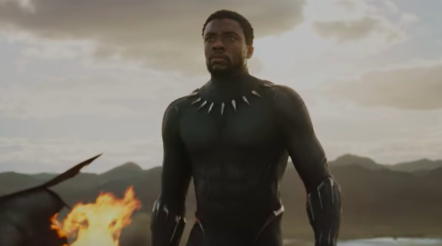 """Black Panther"" trailer"
