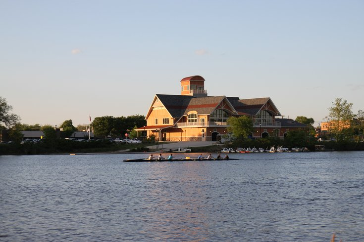 Camden County Boathouse