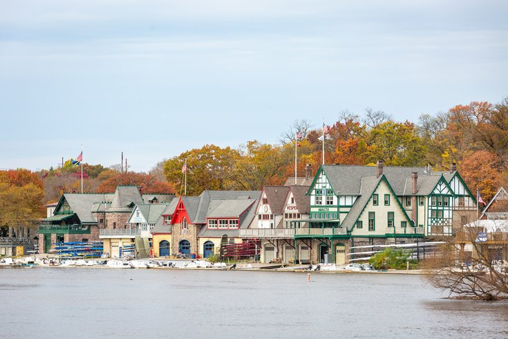 Boathouse Row Floyd