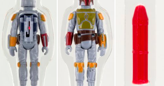 Pennsylvania auction house set to sell record-breaking 'Star Wars' toy - EpicNews