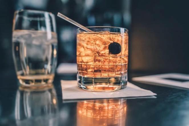 Bourbon at Barclay Prime