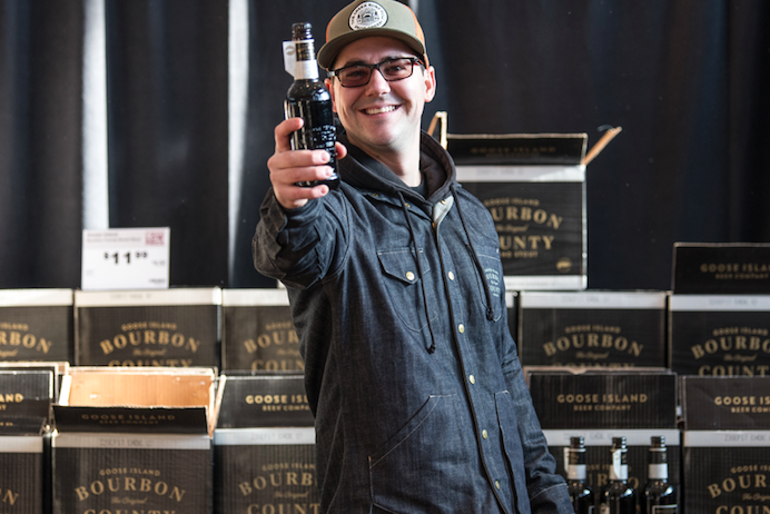 Goose Island's Bourbon County Stout to be released Black Friday in Philly