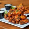 BRU chicken wings