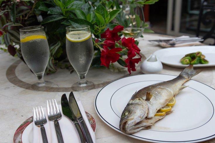 Branzino's Feast of the Seven Fishes