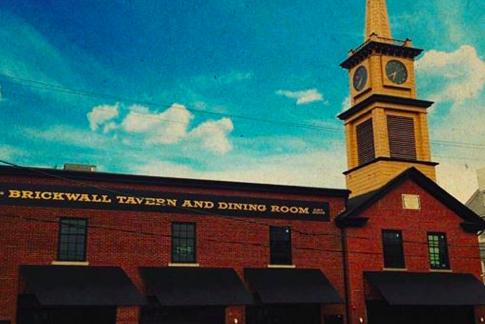 Brickwall Tavern Burlington