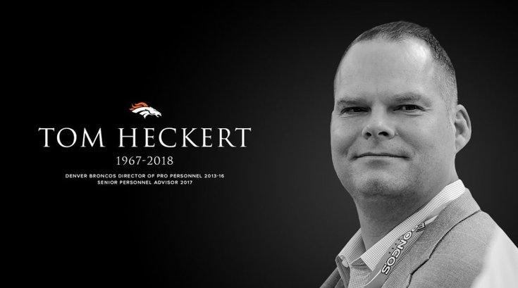 Tom Heckert