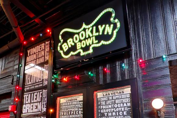 Brooklyn Bowl Fishtown