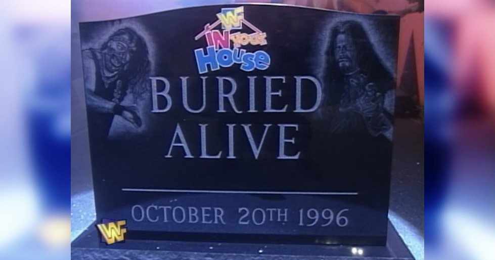 Straight Shooters: Deep dive into WWF's IYH Buried Alive