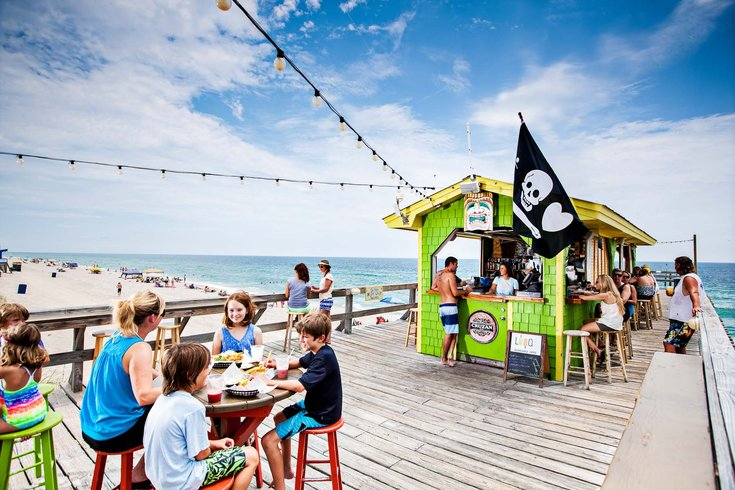 Wilmington Beaches Cb Tiki Bar