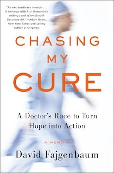 David Fajgenbaum Castleman Disease book 1