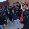 Cherry Hill East students walkout