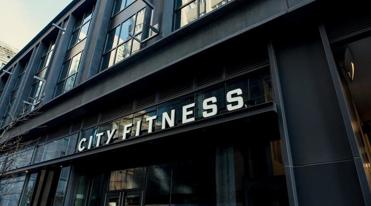 city fitness east market logo