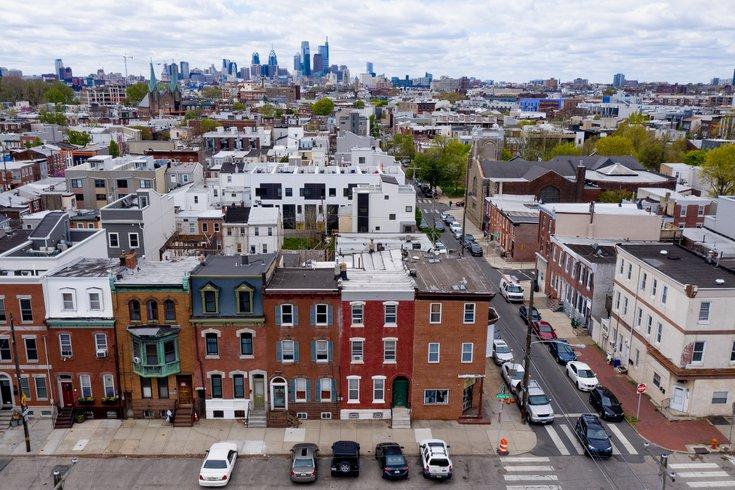 Purchased - Aerial shot of Philadelphia