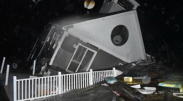 Wildwood home floods