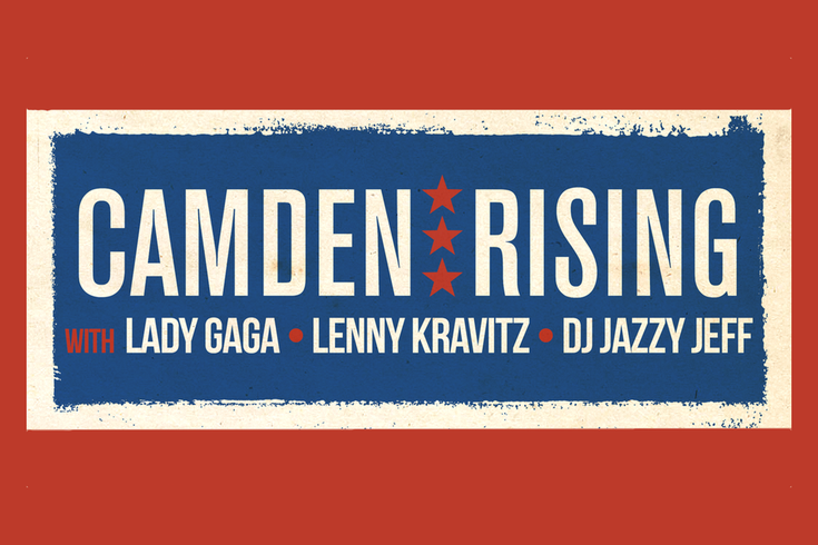 Camden Rising Logo