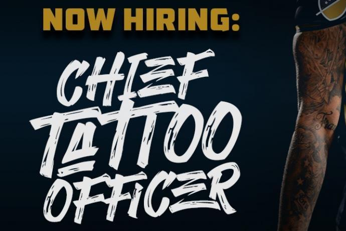 Union Tattoo Officer
