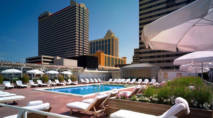 Pool at Chelsea Hotel
