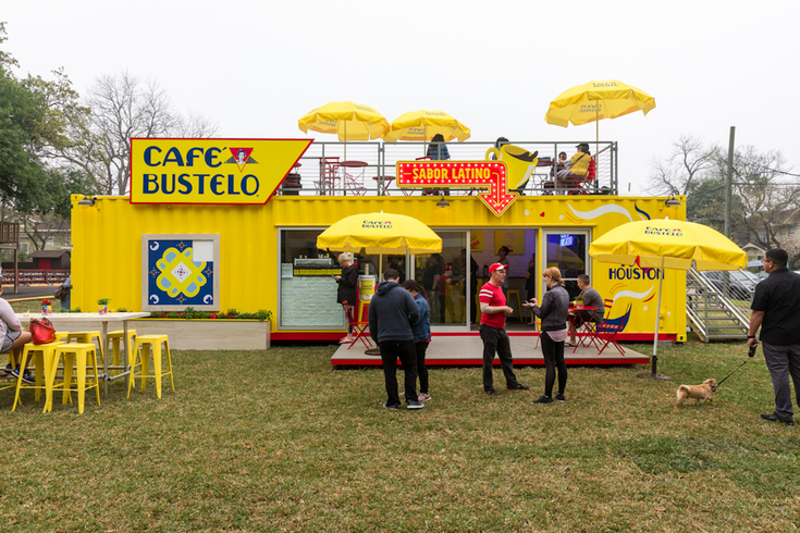 Cafe Bustelo coming to Philly