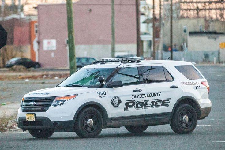 Camden police home shooting