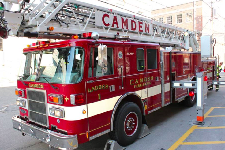 Reports: 4-year-old killed, 10 injured in Camden fire