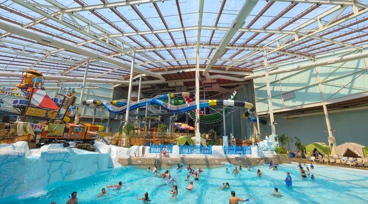 Camelback Lodge & Aquatopia Indoor Waterpark
