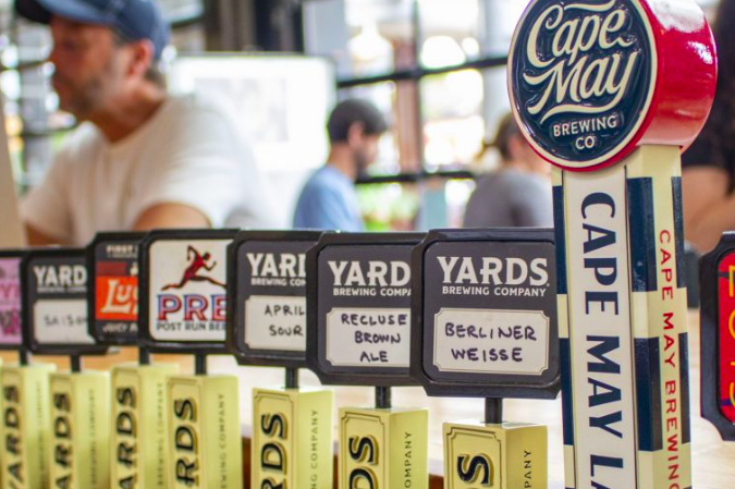 Cape May Lager Yards Brewing