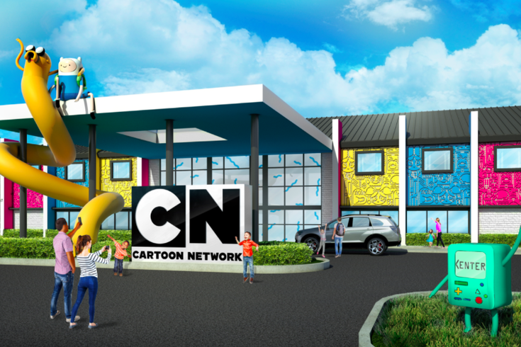 Cartoon Network Hotel