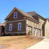 Brand new suburban home image