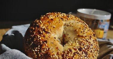 Limited - Cauliflower Everything Bagels IBX Recipe
