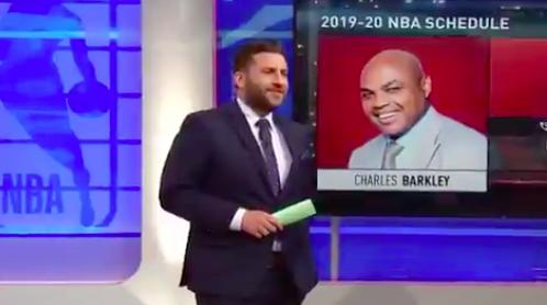 Charles Barkley NBA TV