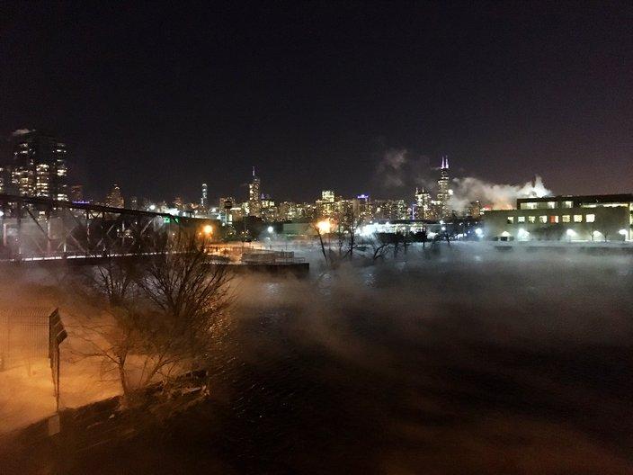 Chicago steam