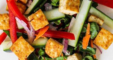 Limited - Chinese Tofu Salad IBX Recipes