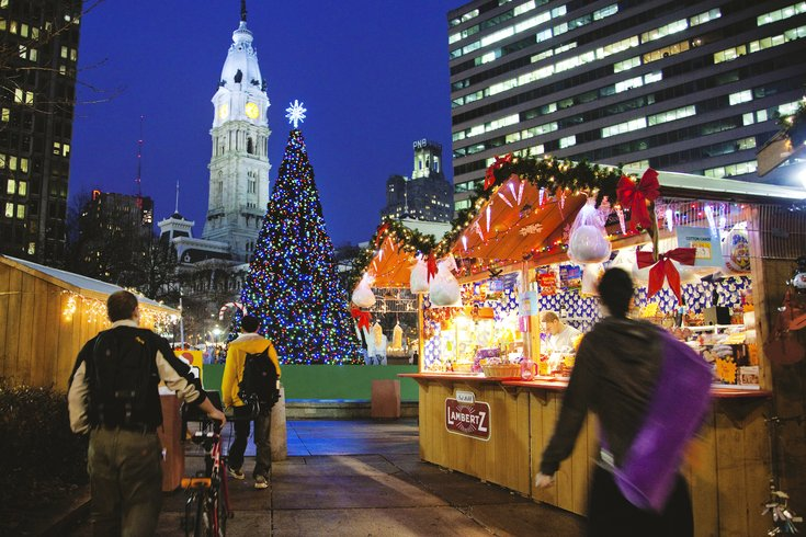 where to view holiday lights in the philadelphia area phillyvoice