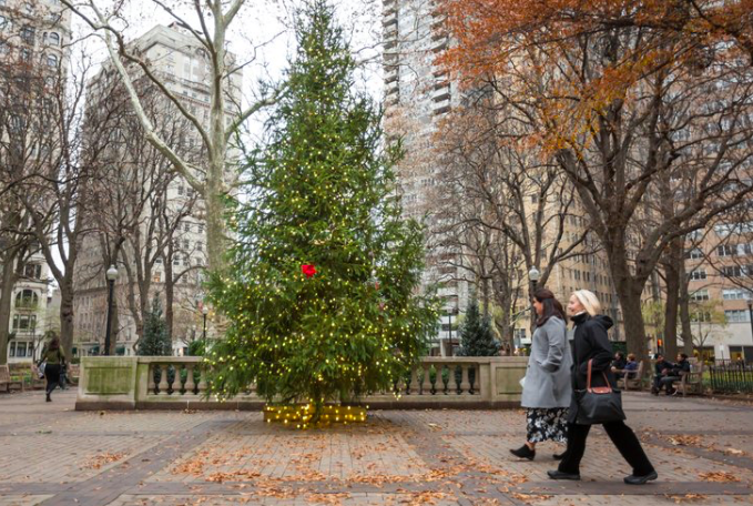 West Philadelphia Christmas Tree Recycling 2020 How and where to recycle your Christmas tree in Philly | PhillyVoice