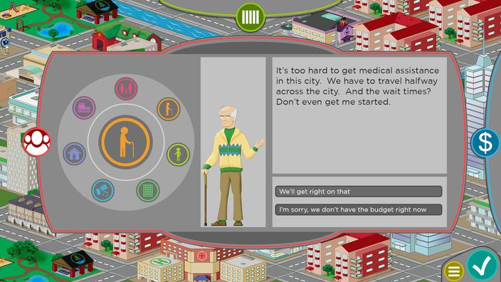City Hall Screenshot 2