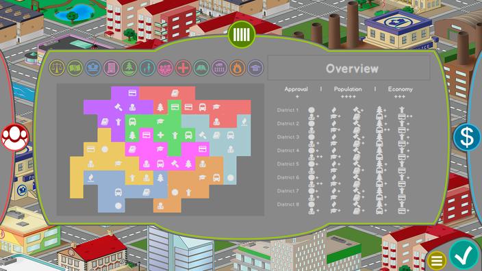 City Hall Planning