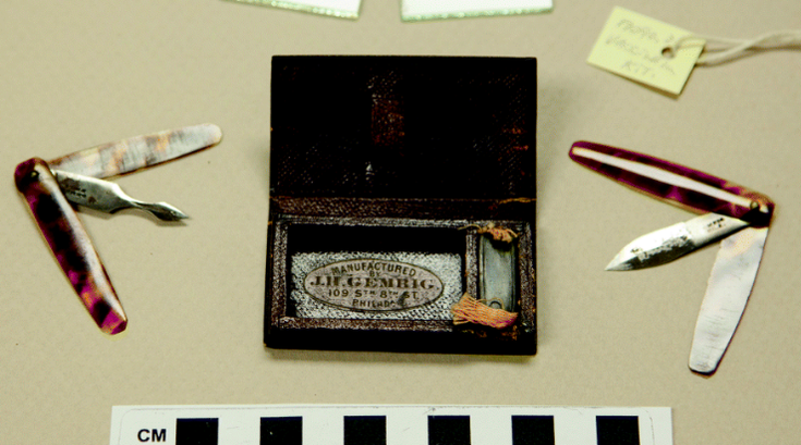 Mutter Museum Smallpox