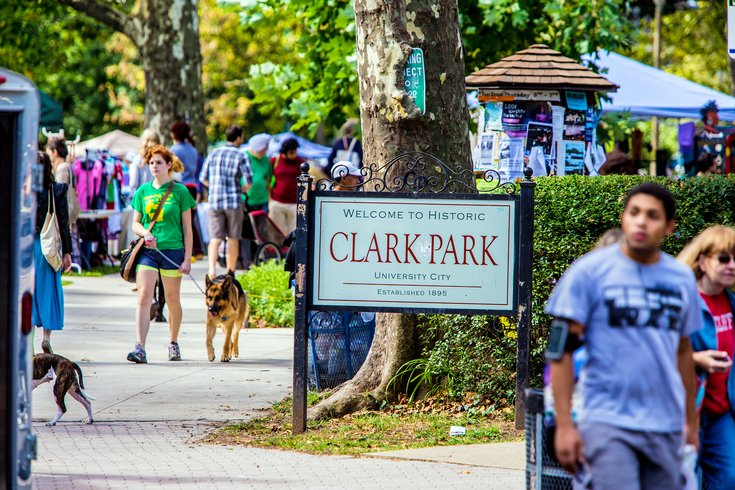 Clark Park Music and Arts Festival