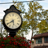 A clock in New Hope