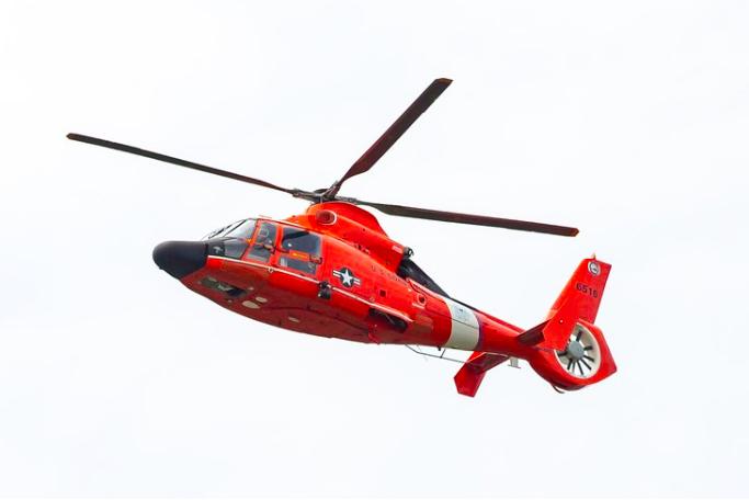 Coast Guard NJ DB