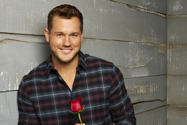 The Bachelor Colton Underwood